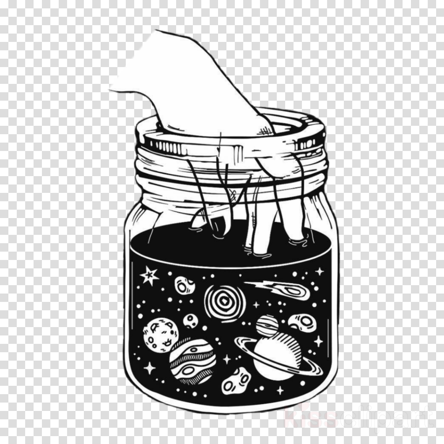 mason jar drinkware drawing food storage containers line art