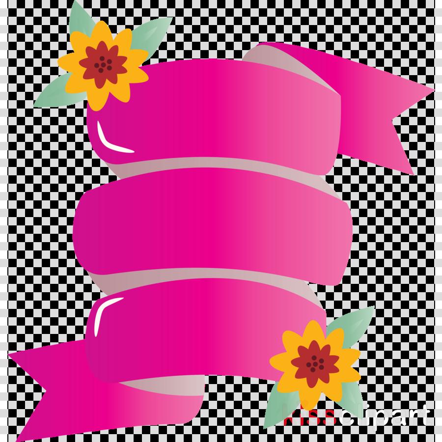 pink petal paper flower construction paper