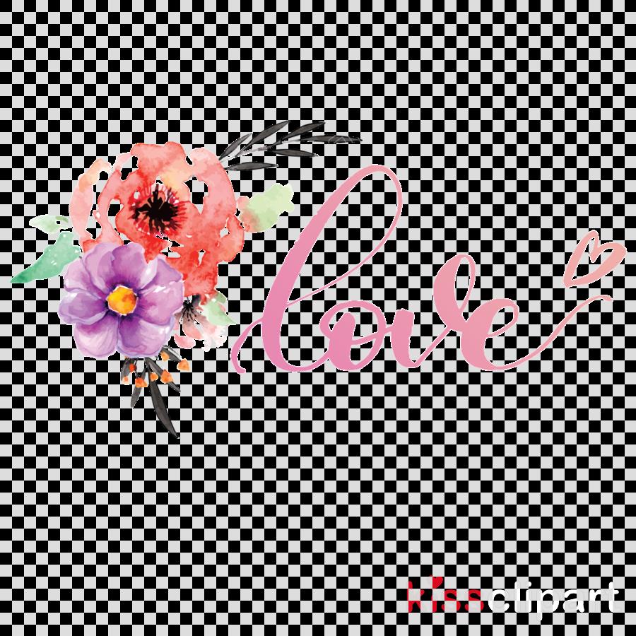 text pink flower font plant