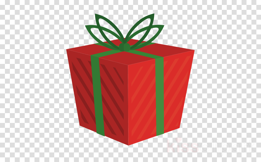 green red gift wrapping ribbon plant