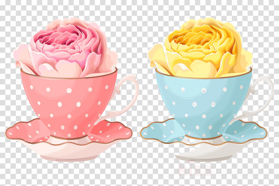 pink baking cup teacup cup cup