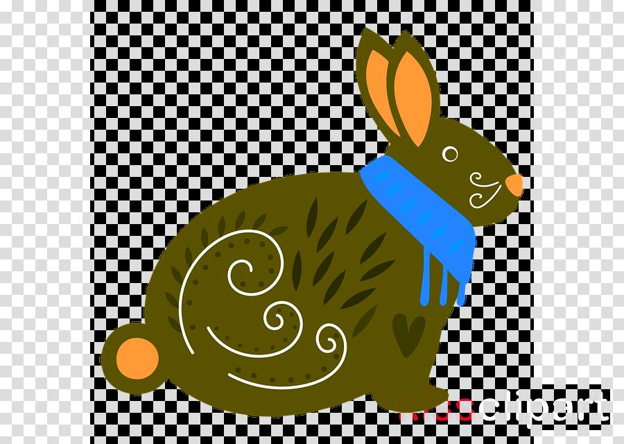 rabbit rabbits and hares cartoon hare tail