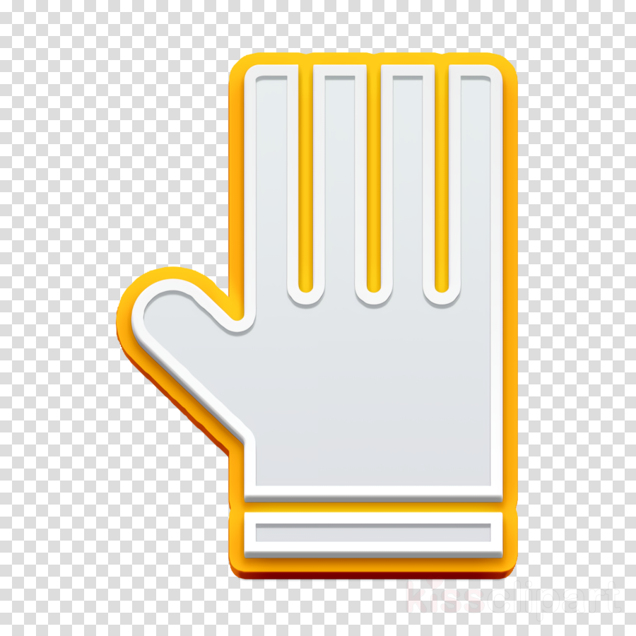 Cultivation icon Gloves icon Farming and gardening icon