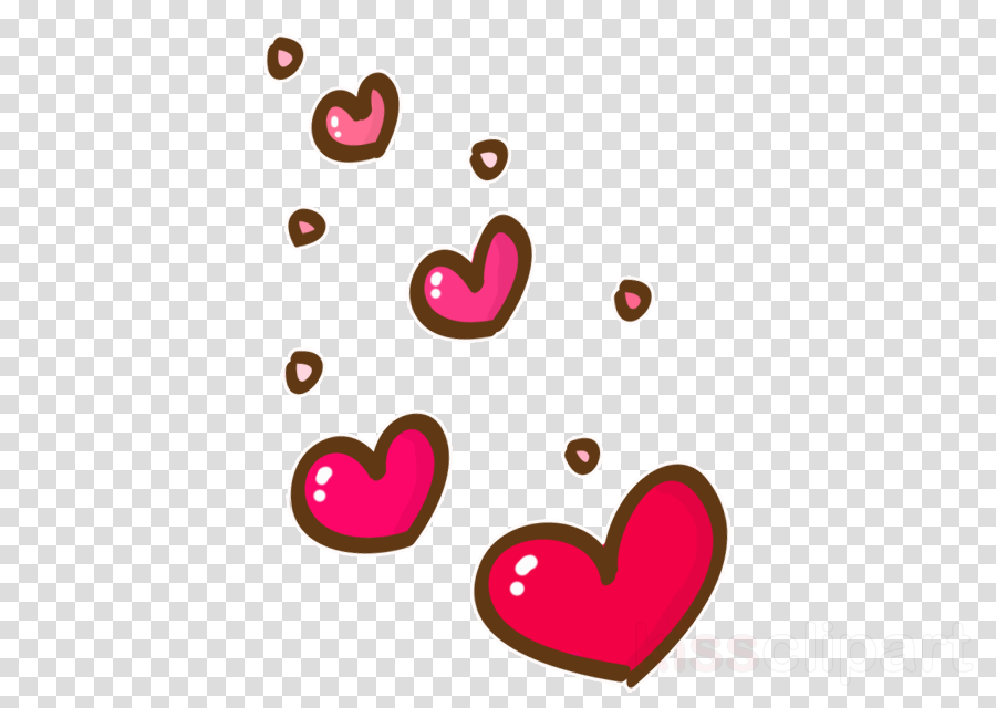 heart pink text line love