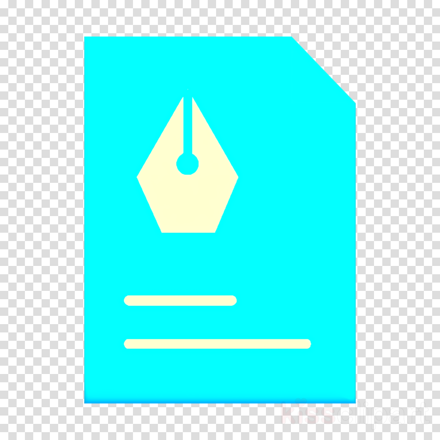 Creative icon Art and design icon Document icon