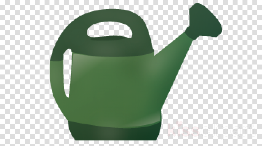green watering can kettle teapot plastic