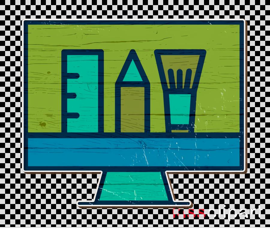 Creative icon Idea icon Art and design icon