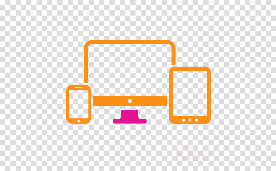 line yellow icon rectangle