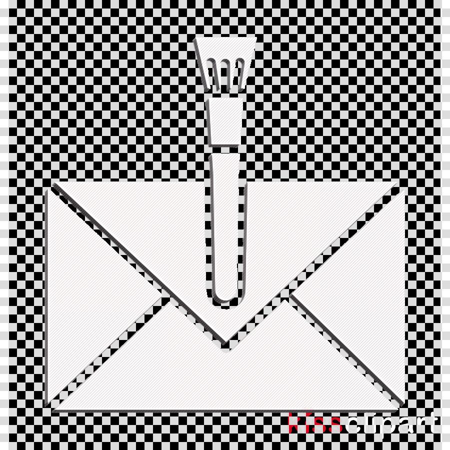 Envelope icon Art and design icon Creative icon