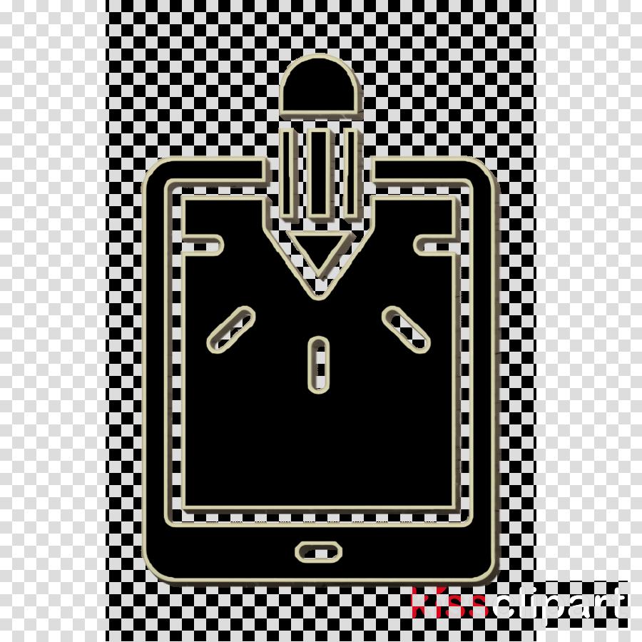 Art and design icon Tablet icon Creative icon