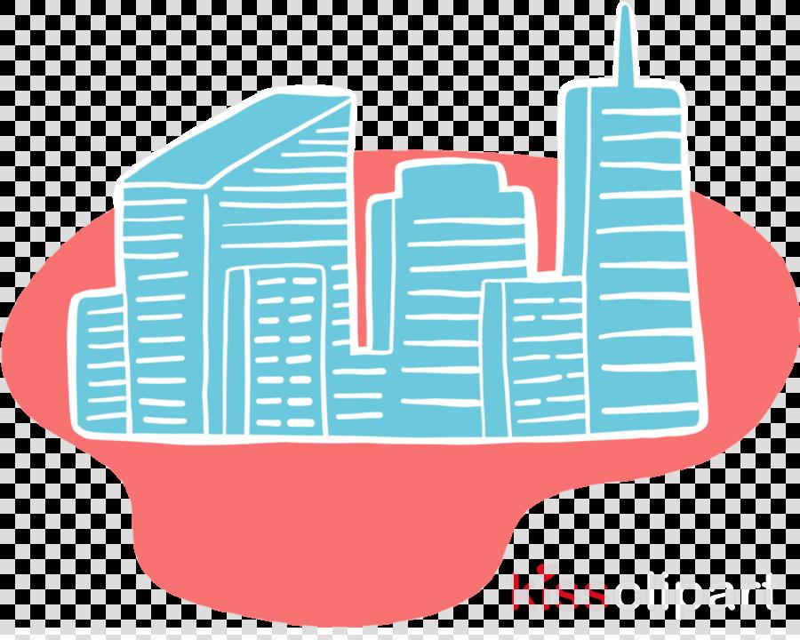 human settlement turquoise city skyline aqua