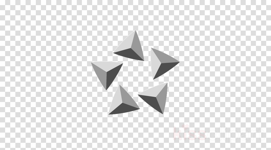 triangle logo symmetry art paper triangle