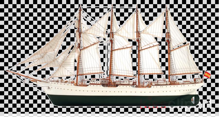 sailing ship vehicle barquentine tall ship boat