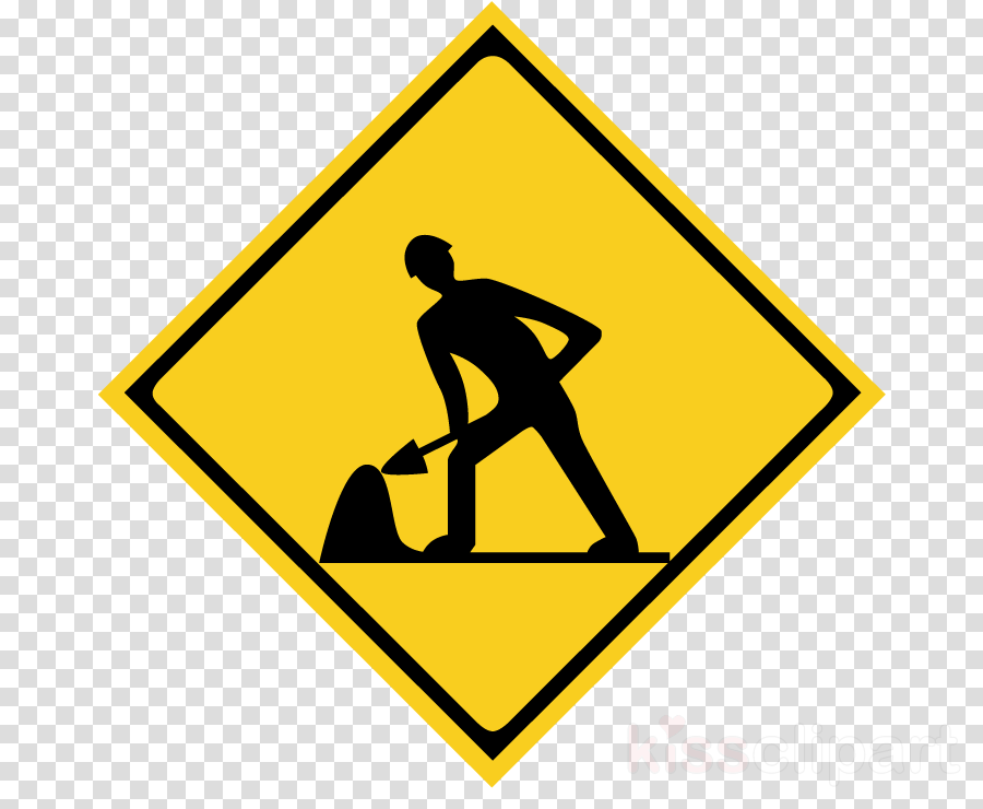 signage sign traffic sign line triangle