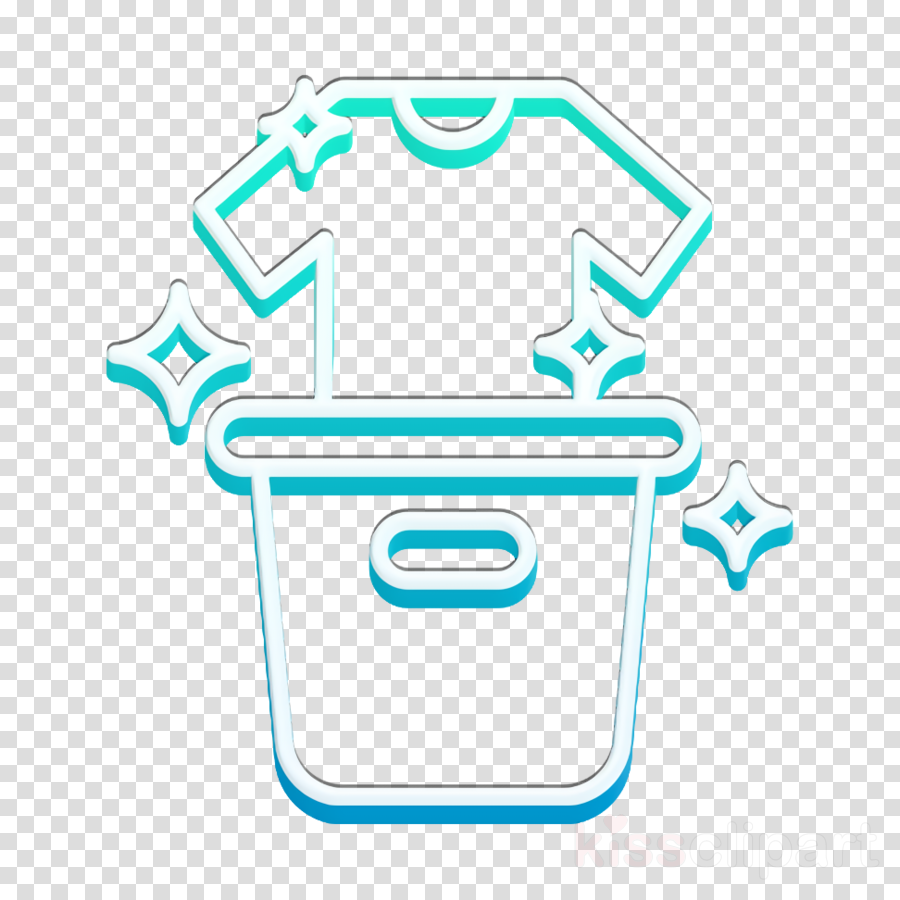 Furniture and household icon Cleaning icon Laundry icon