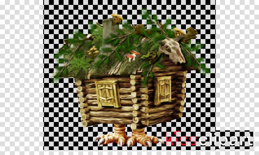 tree plant hut fir cottage