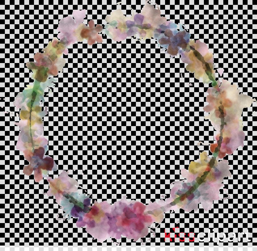 lei bracelet body jewelry jewellery pink