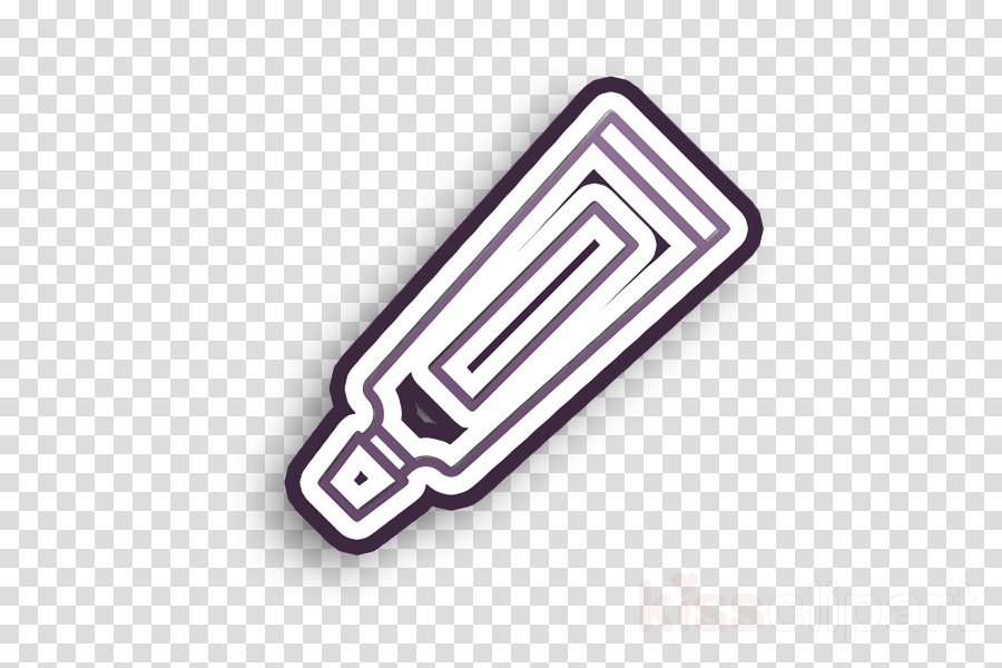 Healthcare and medical icon Toothpaste icon Cleaning icon