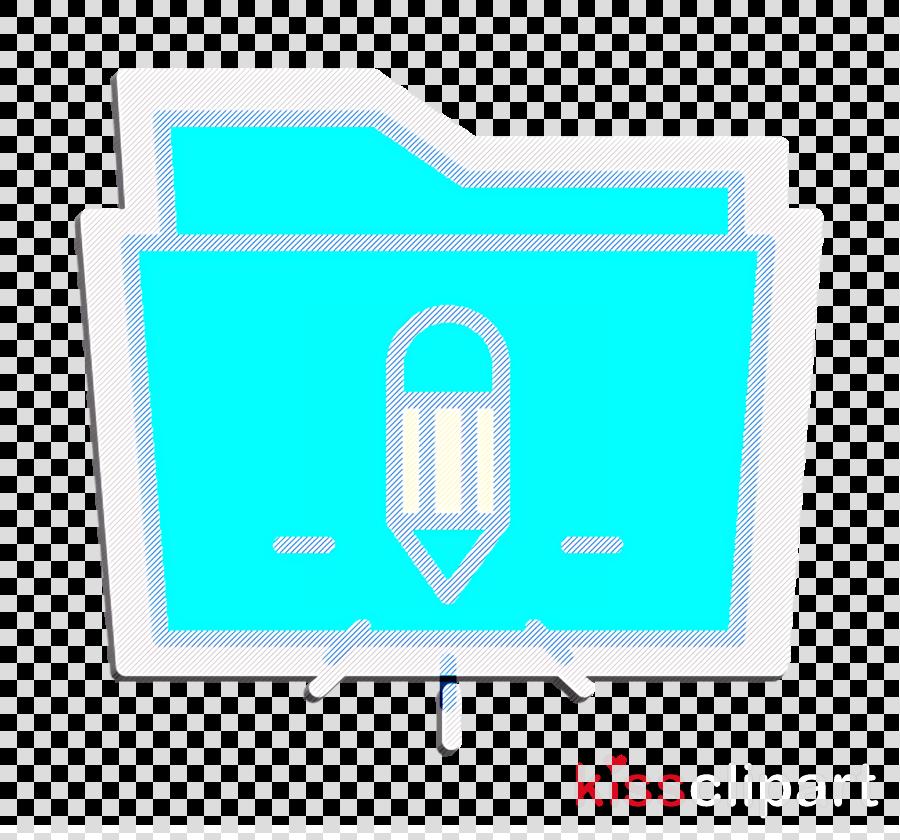 Files and folders icon Creative icon Folder icon