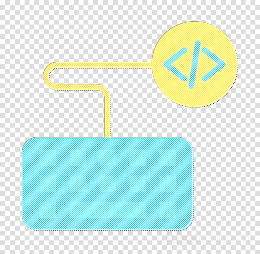 Keyboard icon Coding icon