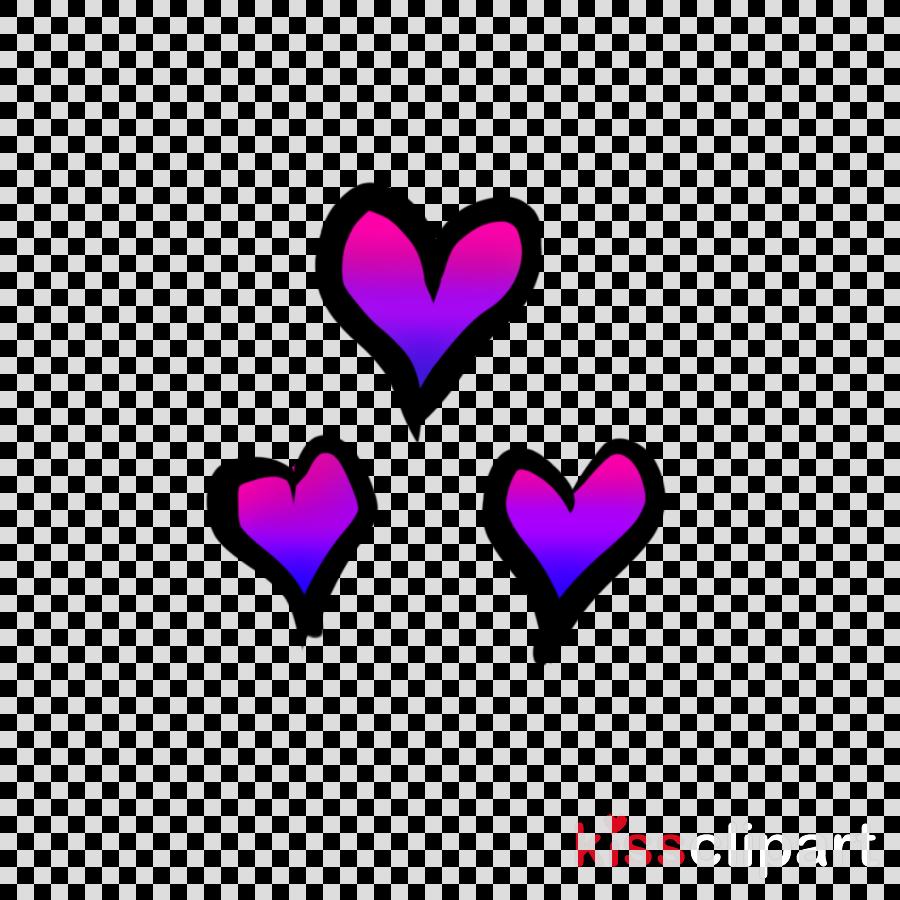 heart pink love font magenta