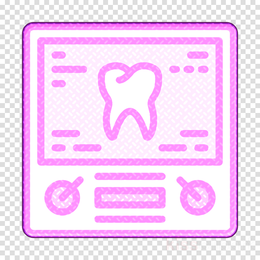 Dentistry icon Tooth icon Orthopantomogram icon