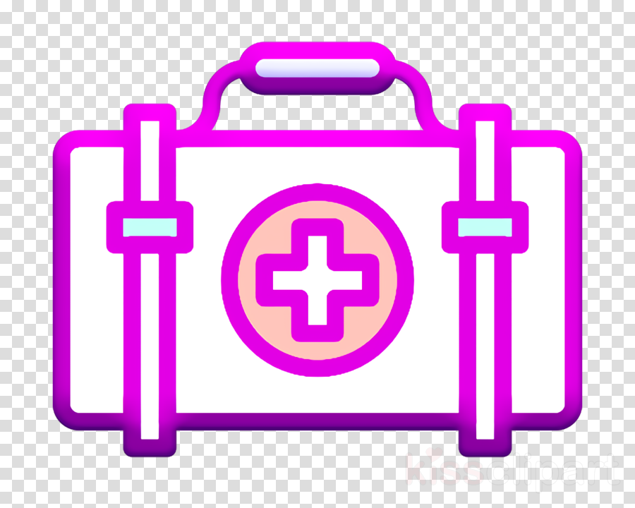 Doctor icon Dentistry icon First aid kit icon