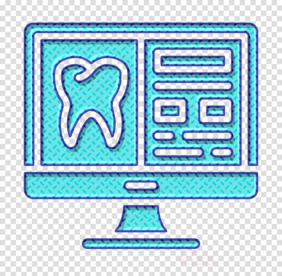 Tooth icon Dentistry icon