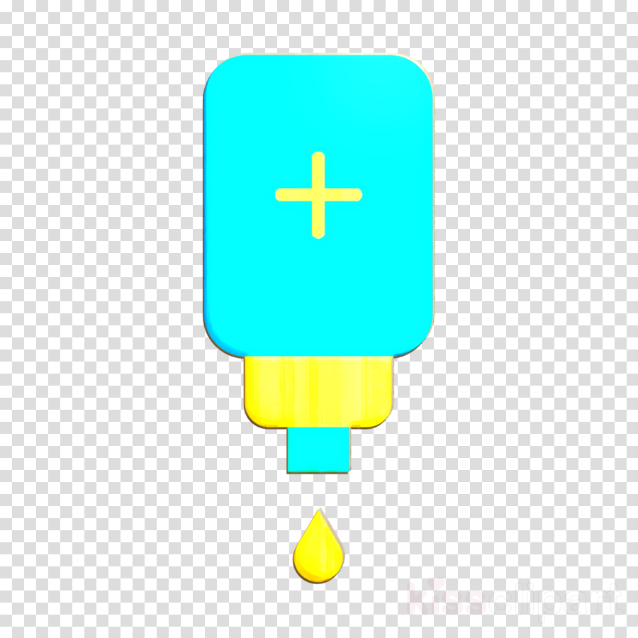 Cleaning icon Intravenous saline drip icon Iv icon