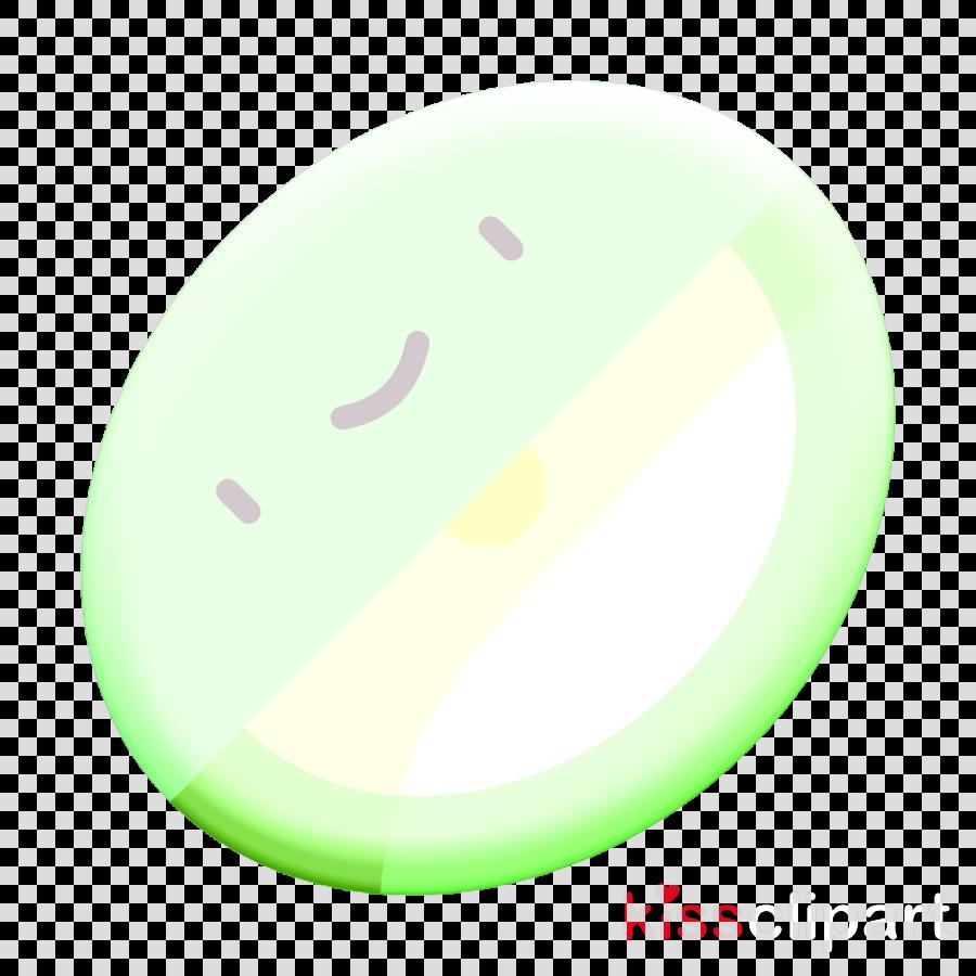 Cantaloupe icon Melon icon Summer Food icon