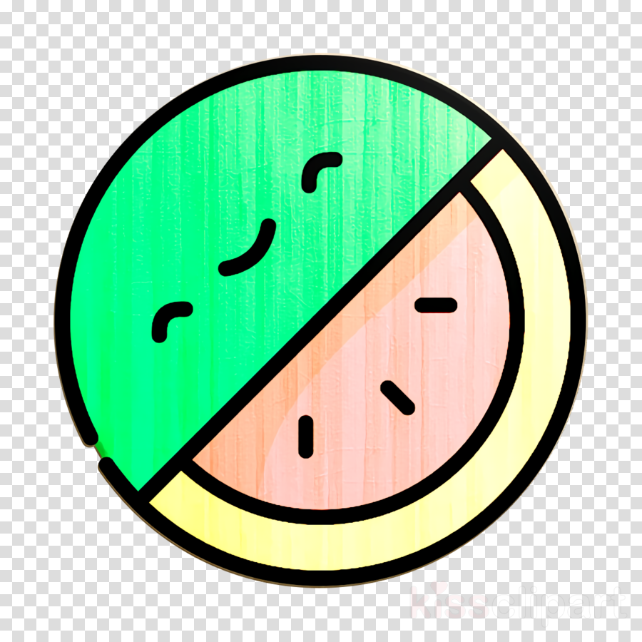 Watermelon icon Summer Food icon