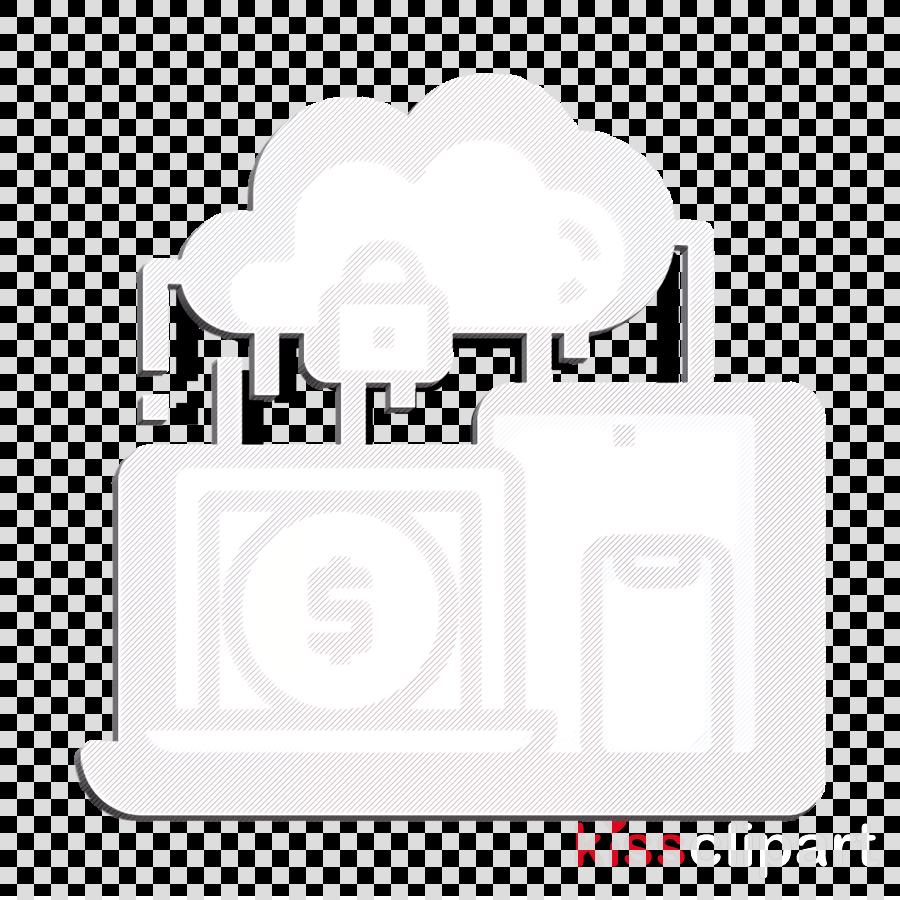 Devices icon Cloud icon Fintech icon