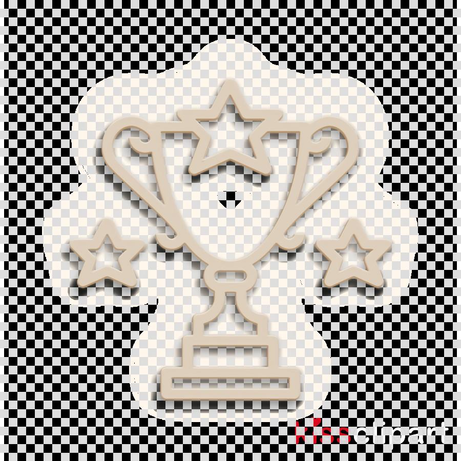 Trophy icon Reward icon Game Elements icon