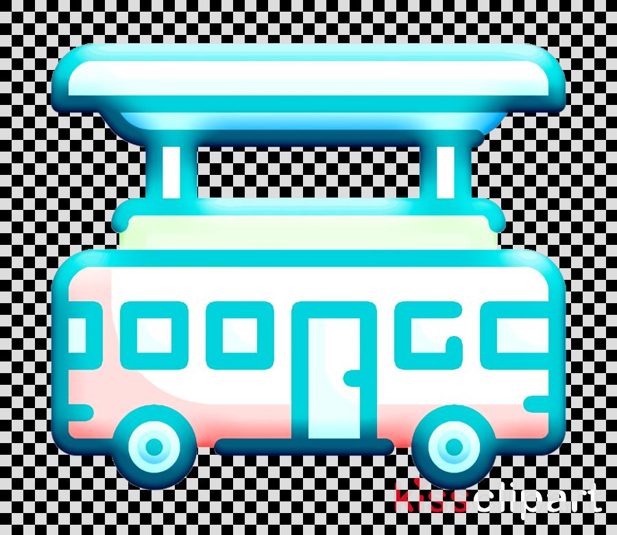 Travel icon Bus icon