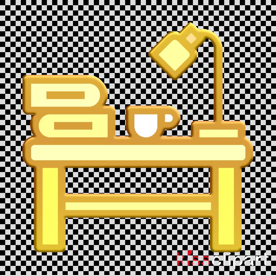 Classroom icon Home Equipment icon Desk icon