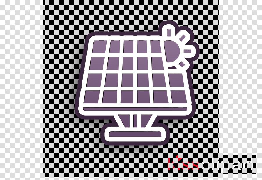 Renewable energy icon Ecology and environment icon Technologies Disruption icon
