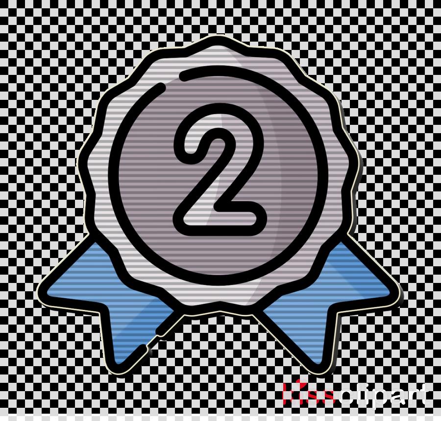 Rewards icon Medal icon Silver medal icon
