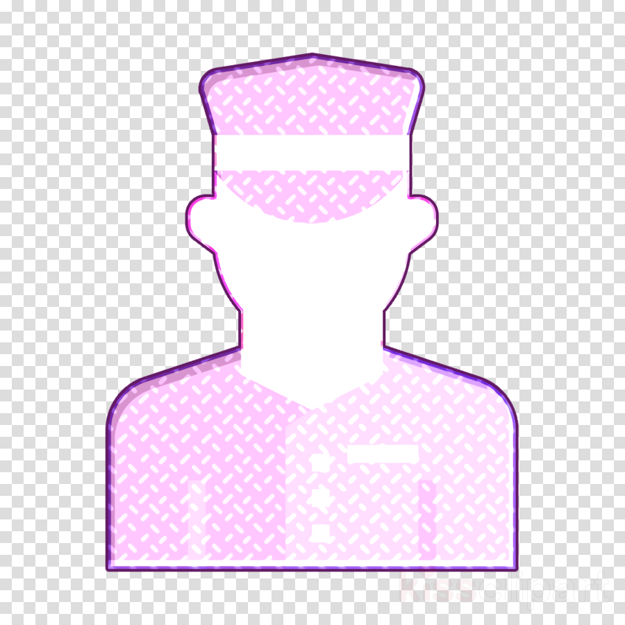 Hotel icon Jobs and Occupations icon Doorman icon