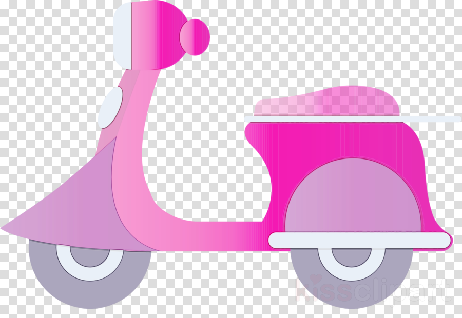 pink vehicle magenta scooter kick scooter