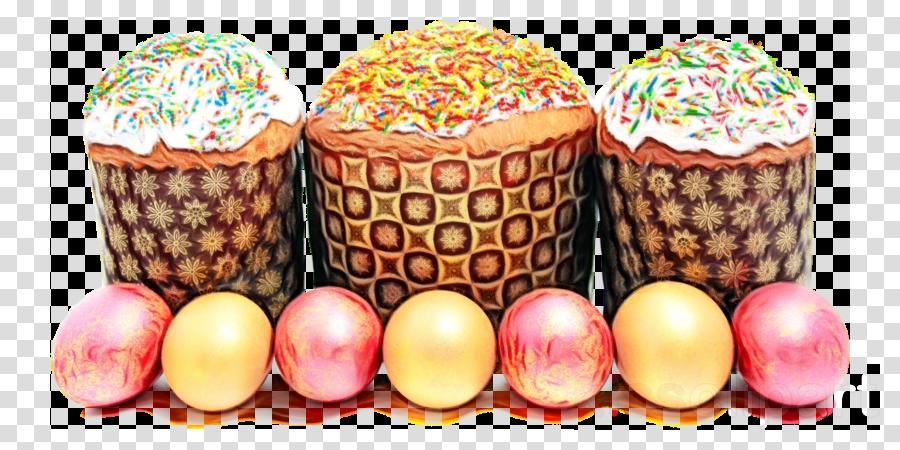 kulich baking cup food dessert baked goods