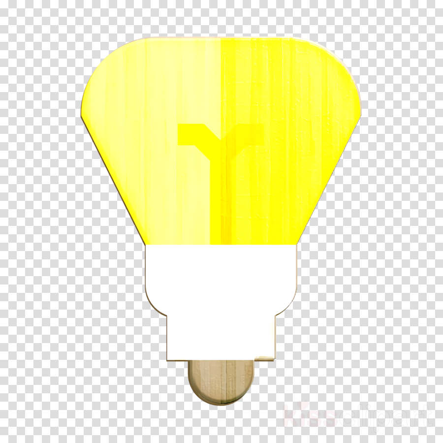 Light bulbs icon Invention icon Light bulb icon