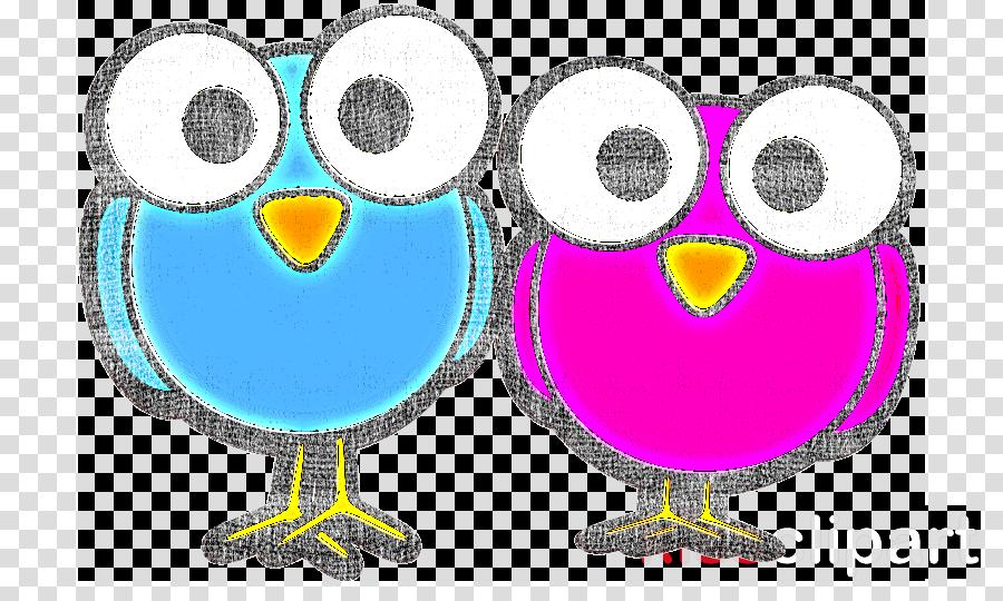 cartoon owl bird bird of prey beak