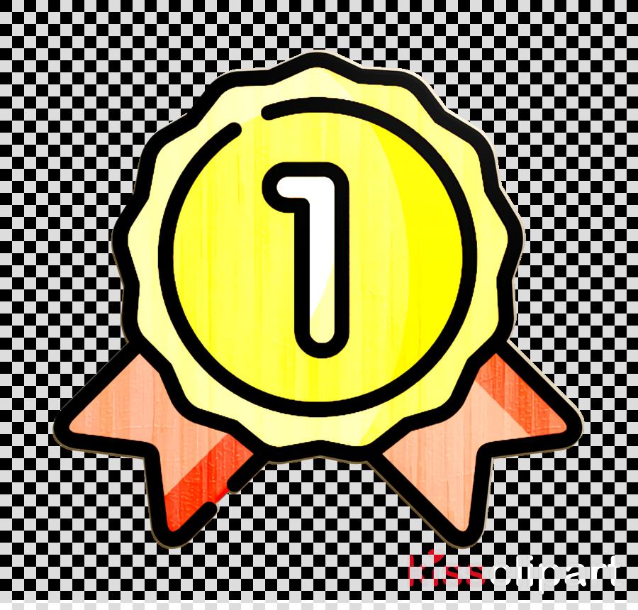 Rewards icon Medal icon Gold medal icon