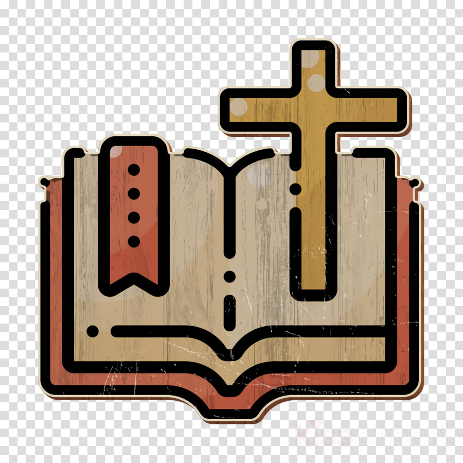 Religion icon Wedding icon Bible icon