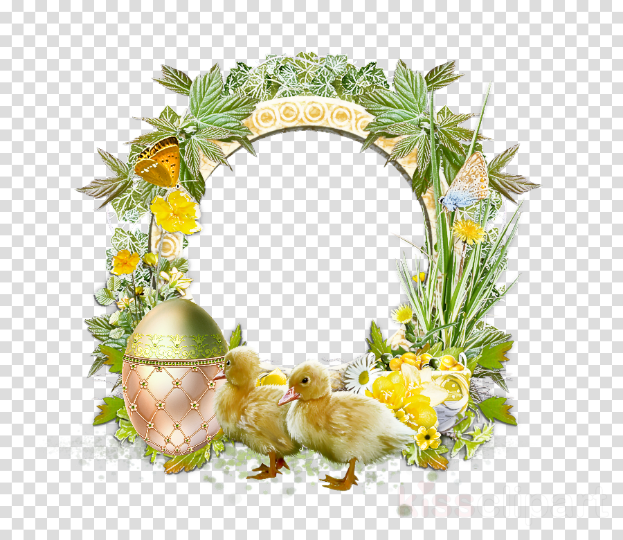plant wreath flower interior design