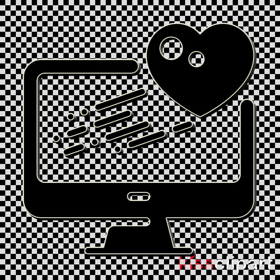Love and romance icon Love icon