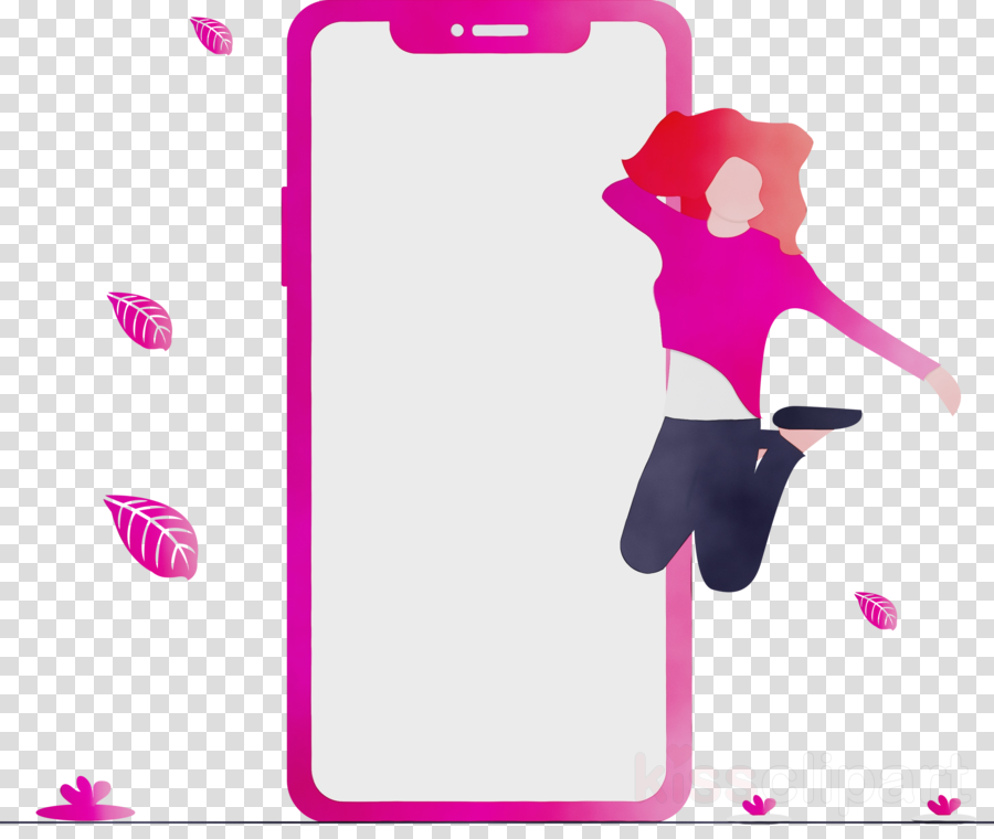 pink mobile phone case magenta technology mobile phone accessories