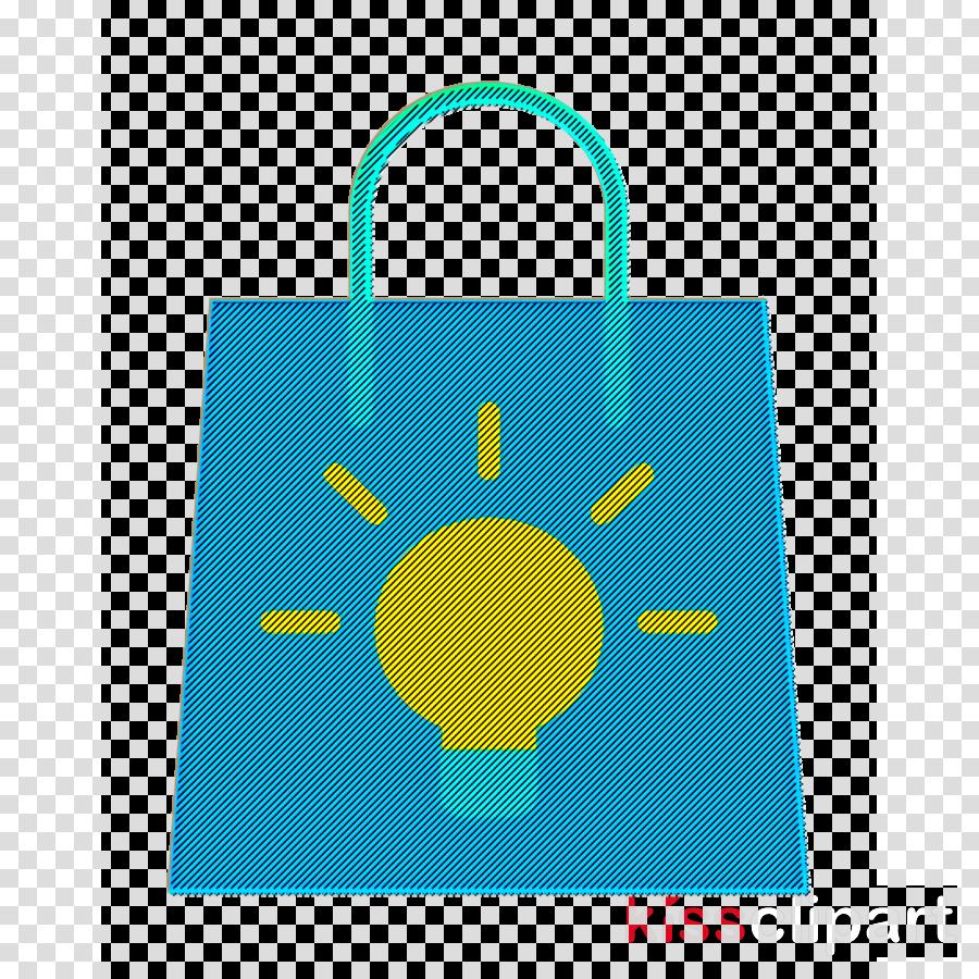 Idea icon Bag icon Creative icon