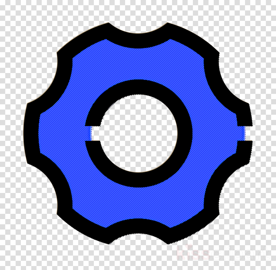 Cogwheels icon Social Media icon Configuration icon