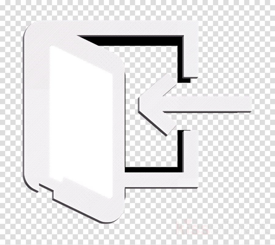 Login icon Social Media icon Log in icon